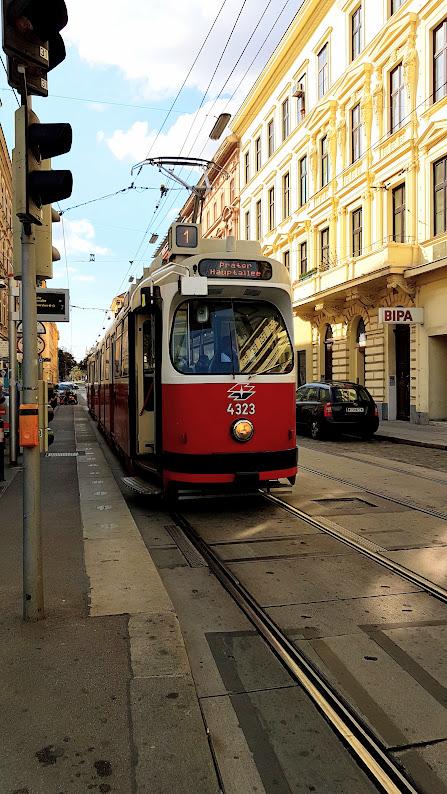 Vídeňské tramvaje