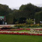 Vstup do zoo ze zahrad Schönbrunnu