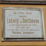 Zde žil L. v. Beethoven