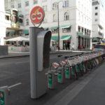 Ve Vídni se dobře jezdí na kole